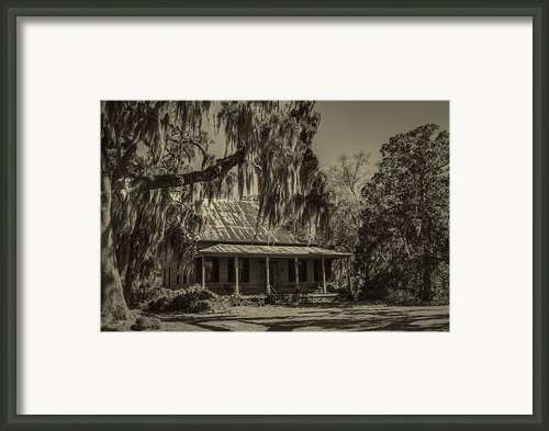 Southern Comfort Antique Framed Print By Debra And Dave Vanderlaan