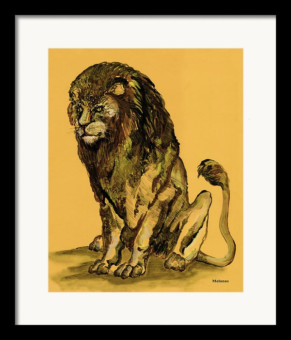 Sovereignty Framed Print By Peter Melonas