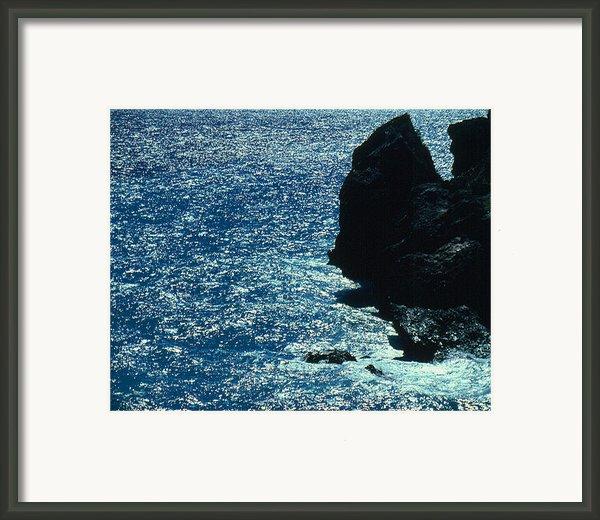 Sparkles Framed Print By Ben Kotyuk