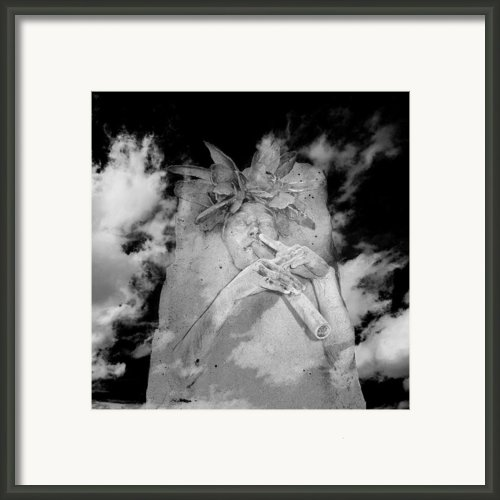 Spirit Flute Framed Print By Wendell Thompson