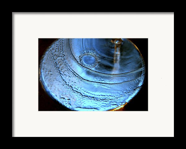 Splash Framed Print By Kathy Peltomaa Lewis