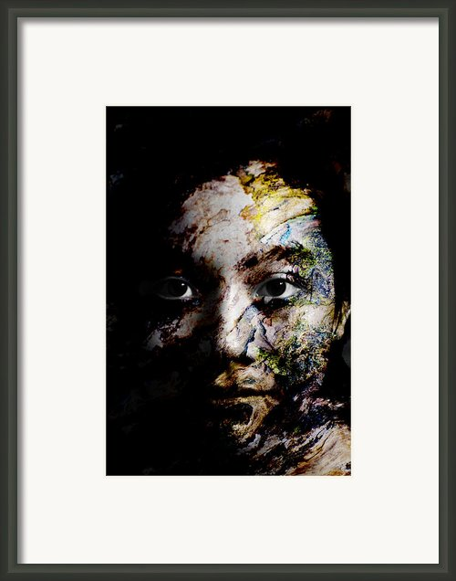 Splash Of Humanity Framed Print By Christopher Gaston