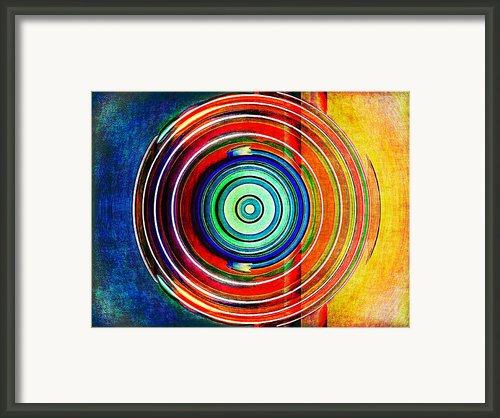 Spot On Framed Print By Wendy J St Christopher
