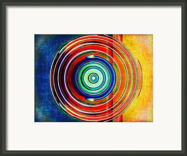 Spot On Framed Print By Wendy J St Christopher