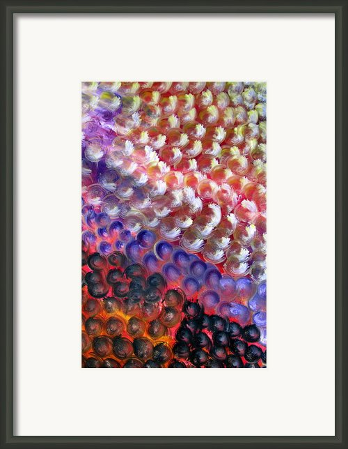 Spring Grandeur Framed Print By Colorandcommotion By Kritka