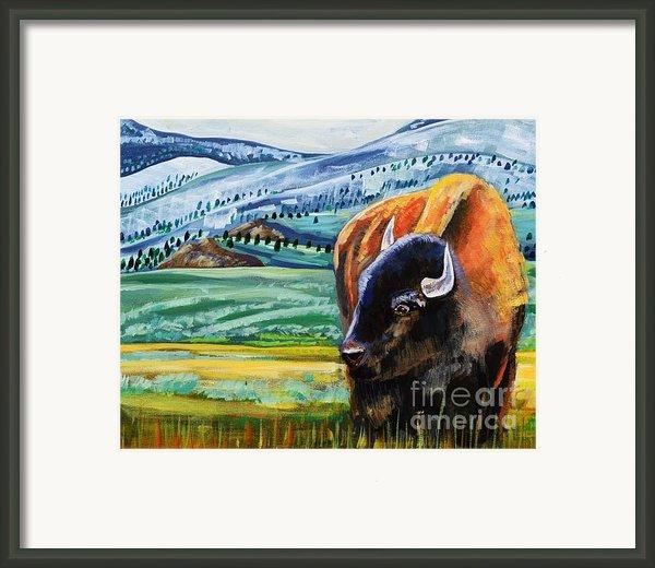 Spring Storm Framed Print By Harriet Peck Taylor