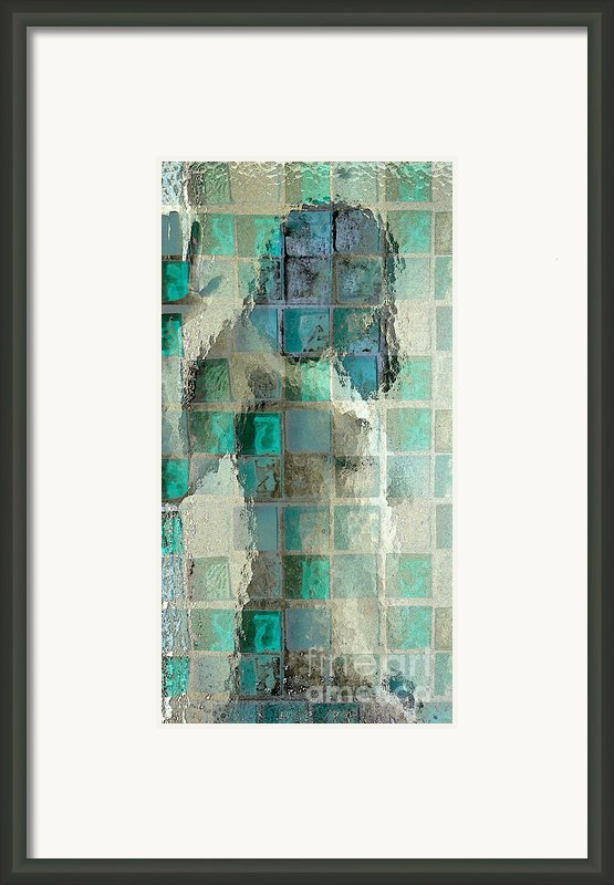 Squared Away 7 Framed Print By Jeff Breiman
