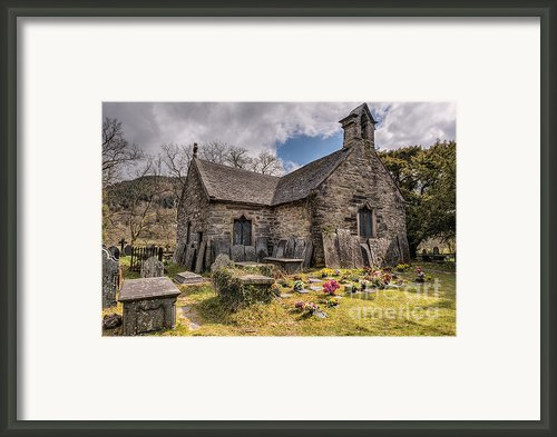 St Michaels Church Framed Print By Adrian Evans