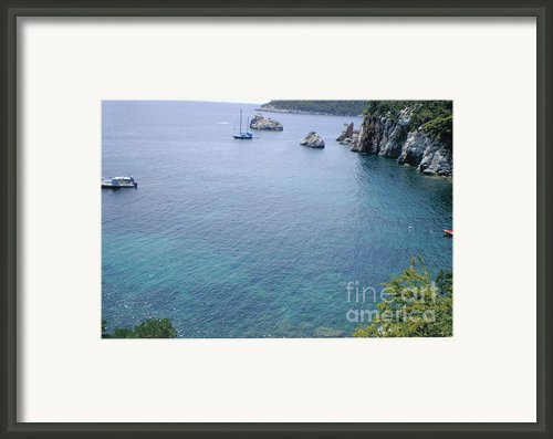 Stafylos Beach Framed Print By Katerina Kostaki