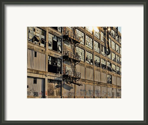 Stairway To Heaven Framed Print By Gordon Dean Ii