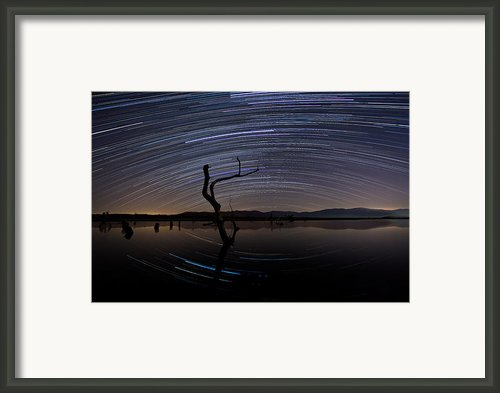 Star Arches Framed Print By Hristo Svinarov