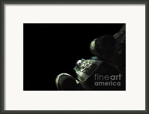 Star Wars X-wing Framed Print By Micah May