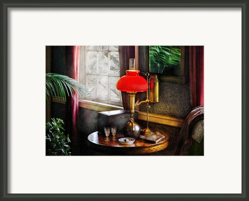 Steam Punk - Victorian Suite Framed Print By Mike Savad