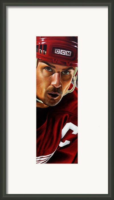 Stevie Y Framed Print By Marlon Huynh