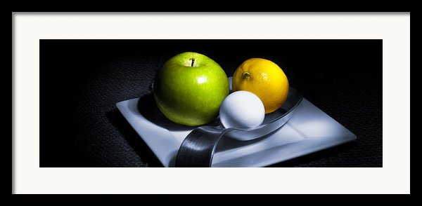 Still Life Eclectic 2 Framed Print By Cecil Fuselier