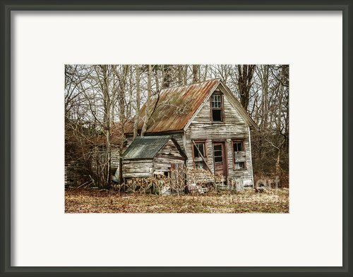 Still Standing Framed Print By Terry Rowe