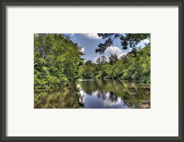 Still Waters Framed Print By David Troxel