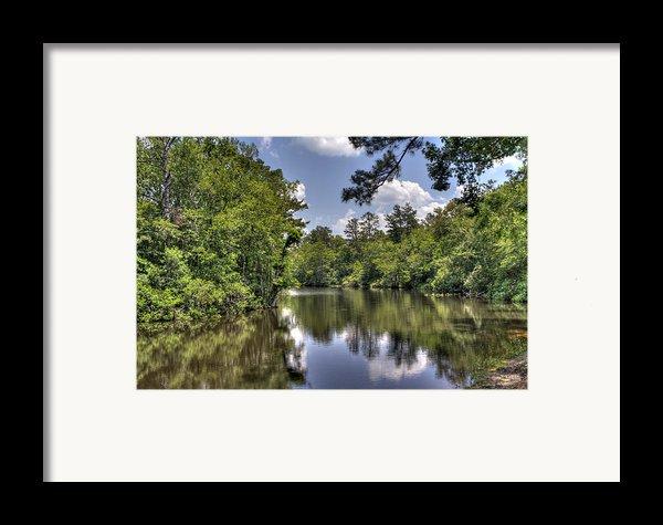 Still Waters Framed Print By David Troxel