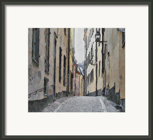 Stockholm 13 Framed Print By Yury Malkov