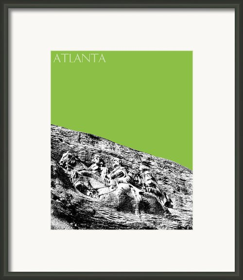 Stone Mountain Georgia Framed Print By Db Artist