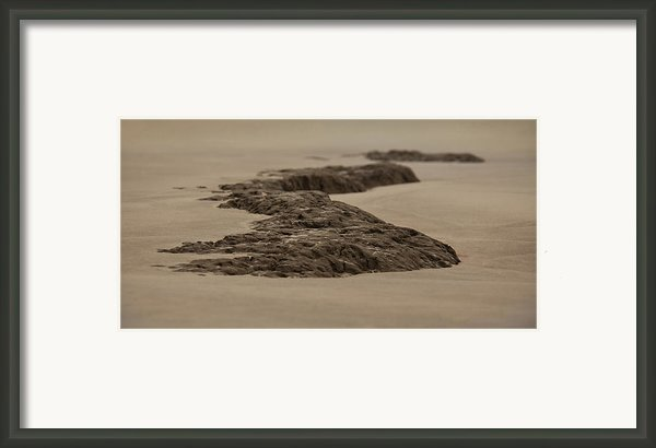 Stoned Framed Print By Mario Celzner