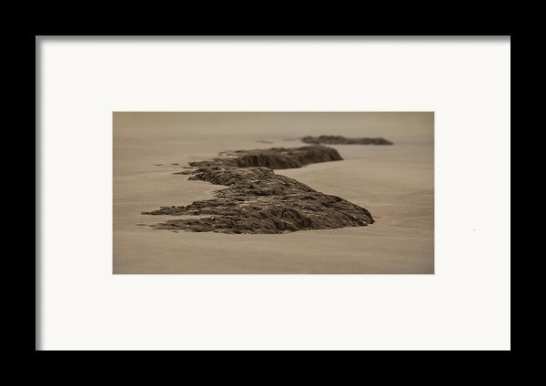 Stoned Framed Print By Mario Celzner