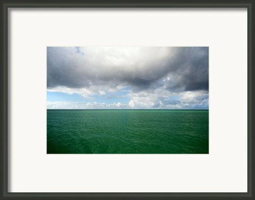Storm Clouds Gathering Framed Print By Fabrizio Troiani