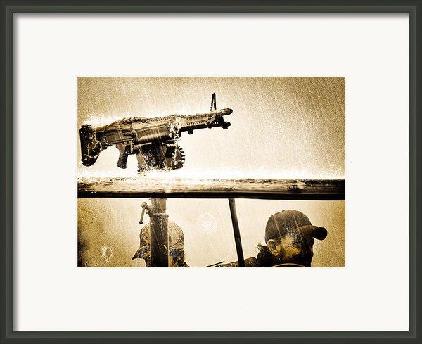 Strange Days Framed Print By Bob Orsillo
