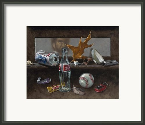 Studio Curios Framed Print By Timothy Jones