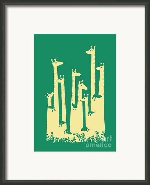 Such A Great Height Framed Print By Budi Satria Kwan