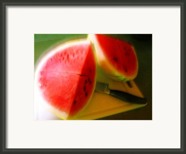 Summertime And The Living Is Easy Framed Print By James Temple