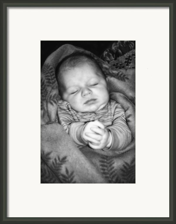 Sweet Dreams Framed Print By Susan Leggett