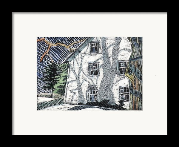 Take Over Framed Print By Grace Keown
