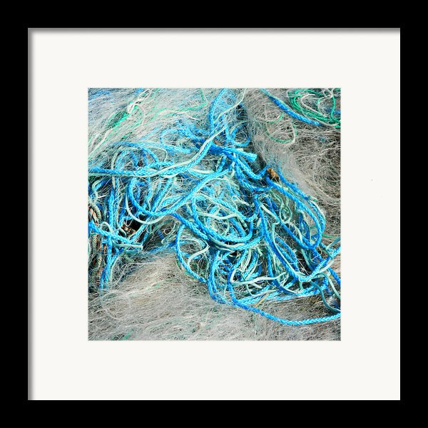 Tangled Framed Print By Sharon Lisa Clarke