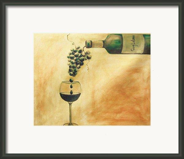 Taste Of Life Framed Print By Sheri  Chakamian