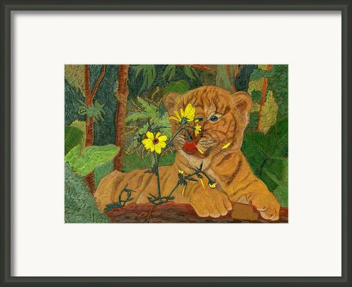 Taste Of Summer Framed Print By James Mcgarry Leather Artist