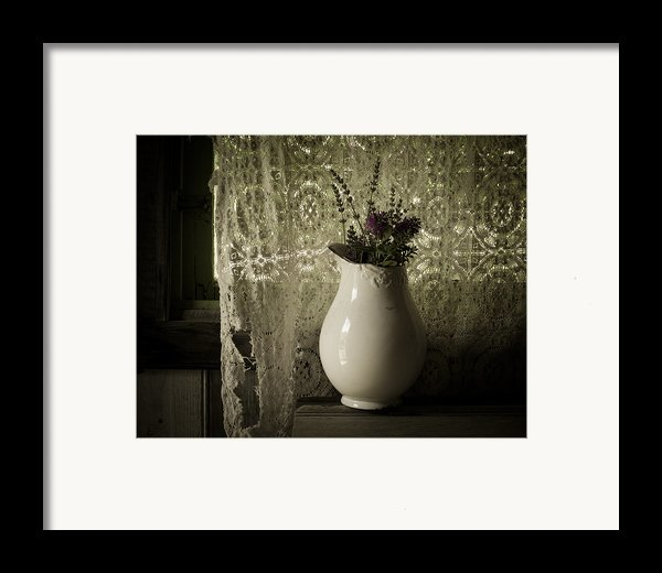 Tattered Framed Print By Amy Weiss