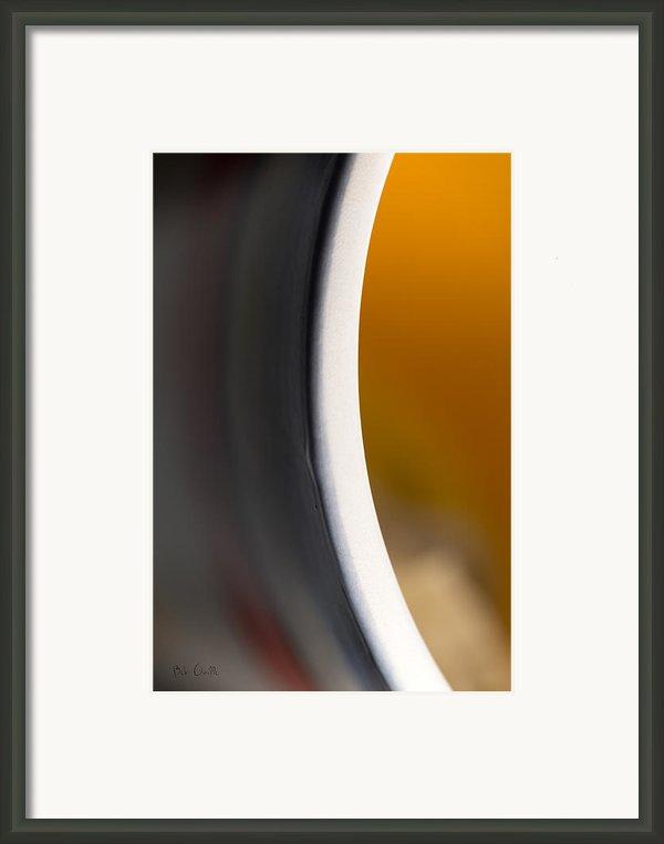 Tea Cup Framed Print By Bob Orsillo