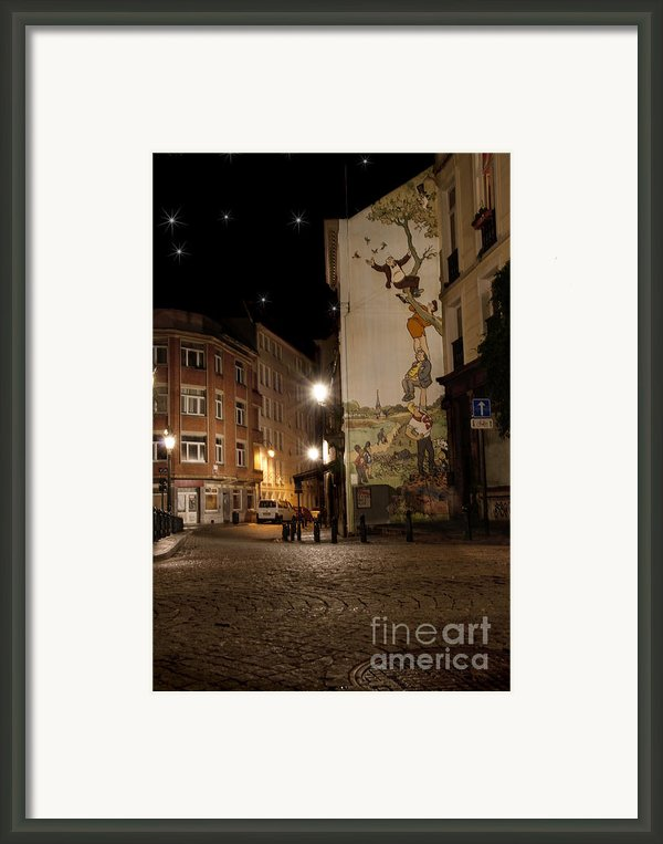 The Adventures Of Nero Framed Print By Juli Scalzi