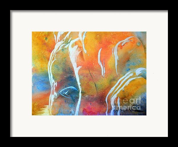 The Aurora Framed Print By Robert Hooper