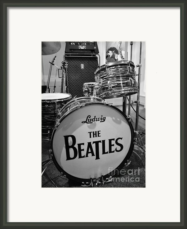 The Beat Goes On Framed Print By Mel Steinhauer