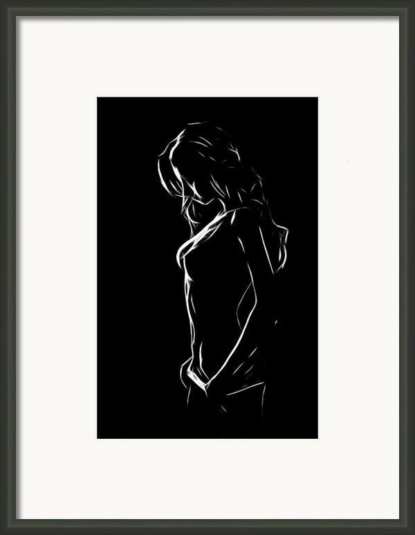The Beauty Of Innocence Framed Print By Stefan Kuhn