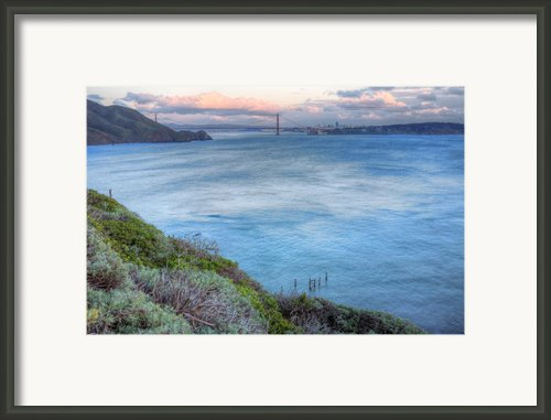 The Bridge Framed Print By Jc Findley