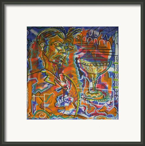 The Broken Heart Framed Print By Michael Kulick