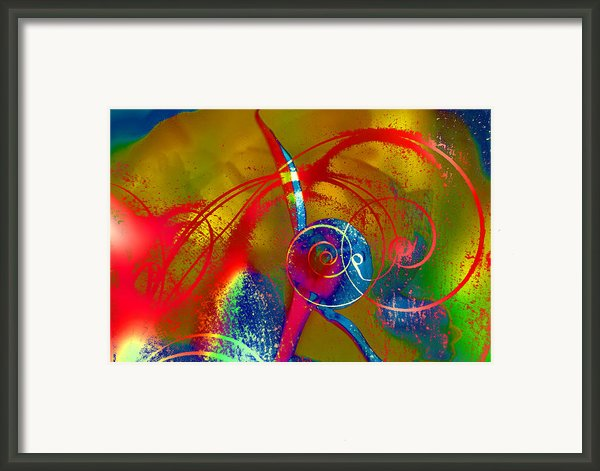 The Bud Framed Print By Jeff Burgess