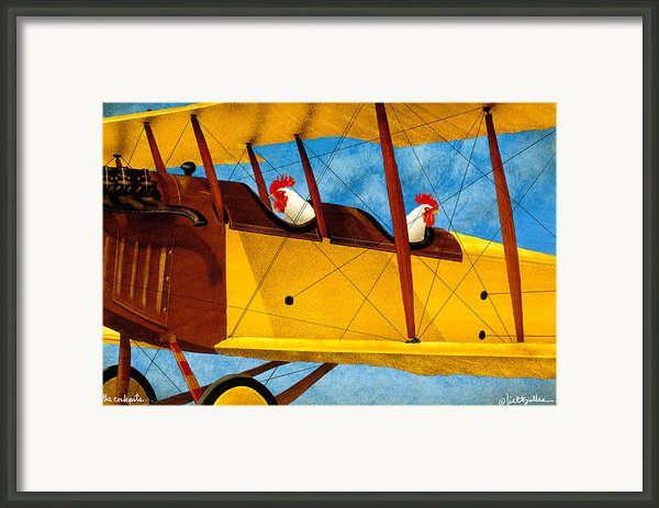 The Cockpits... Framed Print By Will Bullas