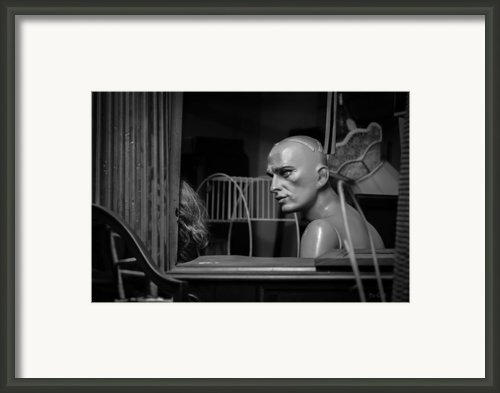 The Conversation Framed Print By Bob Orsillo