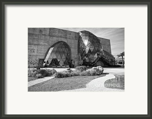 The Dali Museum Framed Print By Eyzen Medina