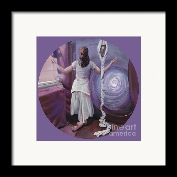 The Devotee Framed Print By Shelley  Irish