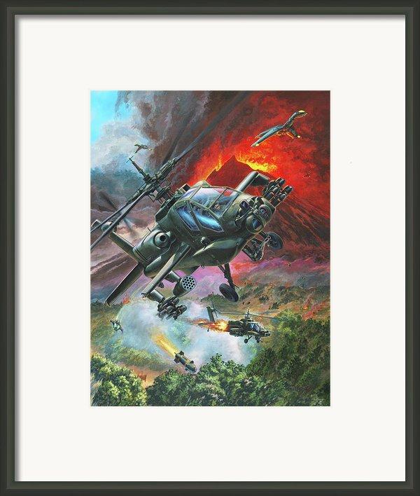 The Diablo Nest Framed Print By Stu Shepherd